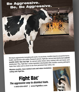 Fight Bac - Facebook Advertisement