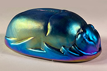 Smooth Scarab (Beetle) Paperweight photo